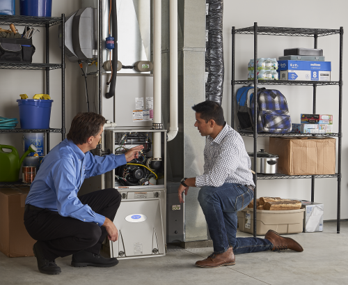 furnace repair installation and replacement montevideo